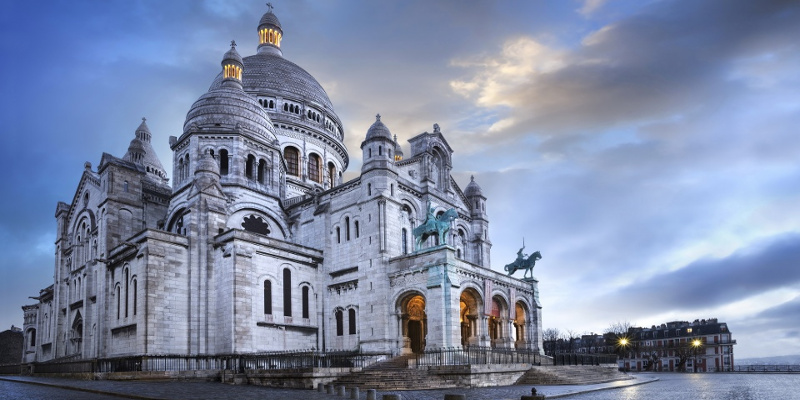 Sacre Coeur Walking Tours
